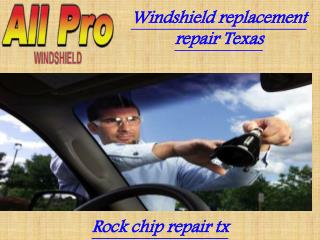 car window repair quote