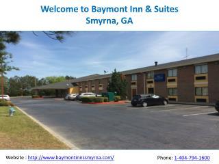 Hotel in Smyrna GA