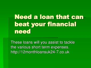 12 month loans- payday loans no credit check