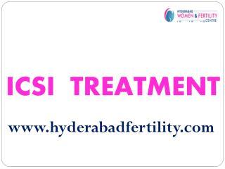 ICSI Treatment Cost in Hyderabad