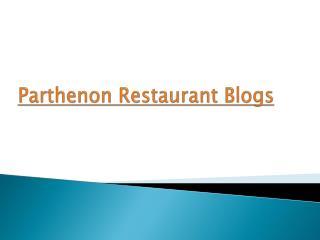 #1 Restaurants in Indianapolis Blog