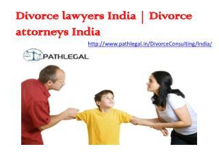 Divorce Lawyers India | Divorce Advocates India