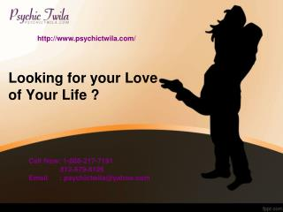 Phone And Online Psychic Reading In Canada For Your Love