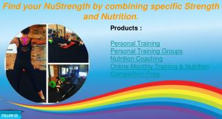 Gym & Fitness Personal Trainer Runcorn
