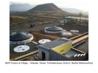 BGFP Project at Village   Talwade, Taluka- Trimbakeshwar, District- Nashik Maharashtra