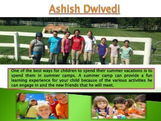 Mr Ashish Dwivedi