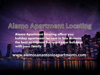 Holiday Apartment For Rent in San antonio