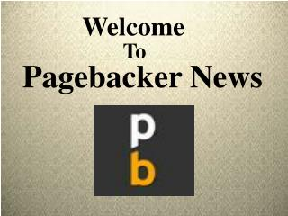 Creative Writing | Pagebacker News
