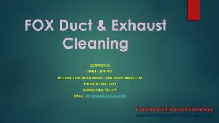 Fox&Duct