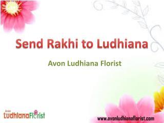 Send Rakhi to Ludhiana