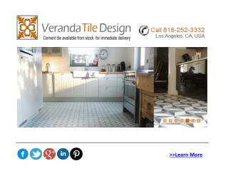 Veranda Tile Design