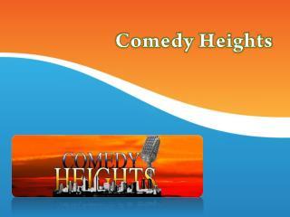 Comedy Shows San Diego