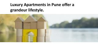 Luxury Apartments in Pune PDF