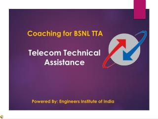 Best Coaching for BSNL TTA in Delhi