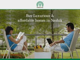 Buy Luxurious & affordable homes in Nashik