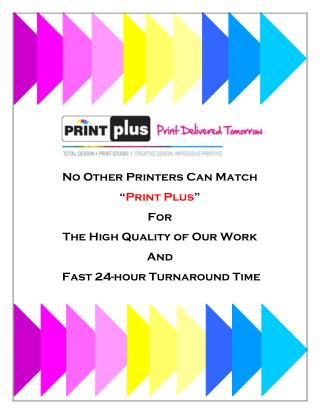 Booklet Printing Auckland