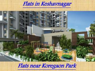 Flats near Koregaon Park