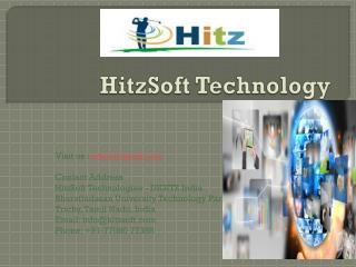 Web design in Trichy |Trichy web design | Website Development company |Best web design-HITZSOFT