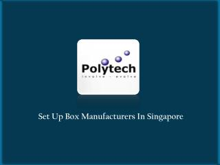 Set Up Box Suppliers