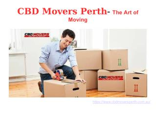 Happy Customer satisfaction With CBD Movers Perth