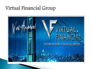 Virtual Financial Group : Financial Advisor