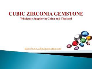 Cubic Zirconia Online Store