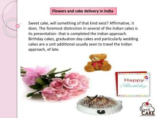 Cake, flower and gifts find the right choice for any Occasion