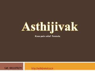 Asthijivak Oil and Paste