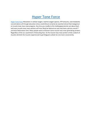 http://topwellnesspro.blogspot.com/2016/07/hyper-tone-force.html