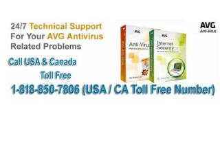 1-818-850-7806 AVG Technical Support Phone Number