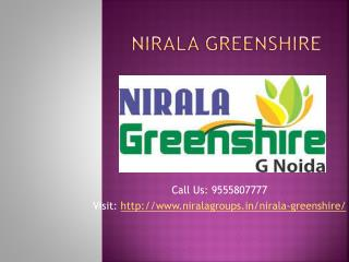 Best price offers in Nirala Greenshire