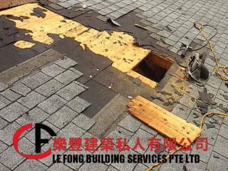 roof repair singapore - Lefong.sg