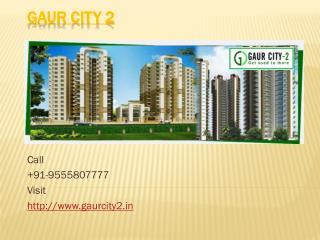 Residential Place In Gaur City 2 Township