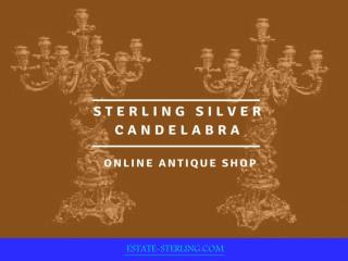 Sterling Antique Collectiebles