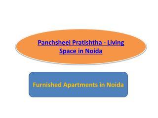 Panchsheel Pratishtha - Living Space in Noida
