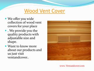 Heating Vents for Your Home