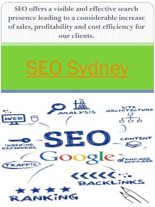 Seo consultant sydney