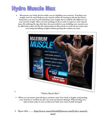 http://www.musclehealthfitness.com/hydro-muscle-max/