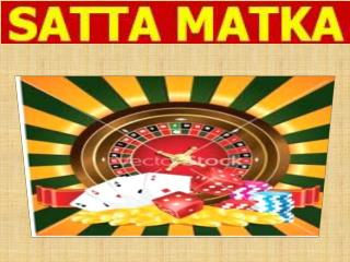 Choose Your Satta Game at Simple Satta