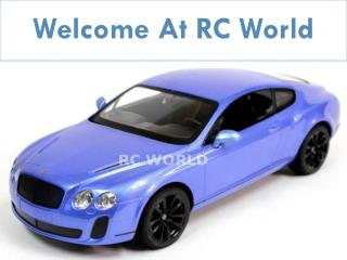 Latest Collection Of RC Remote Control Toys