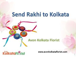 Send Rakhi to Kolkata