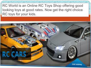 Online RC Toys Shop