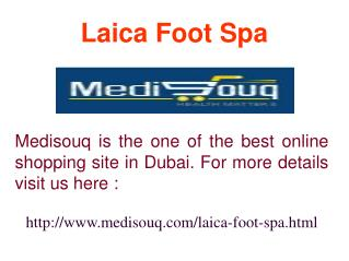 Laica Foot Spa