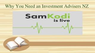 Investment Advisor NZ