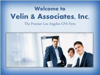 Prominent Business Management Firm in LA