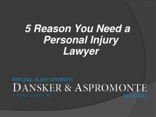 Paul Dansker & Aspromonte Associates