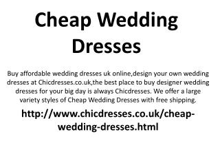 cheap wedding dresses under 100