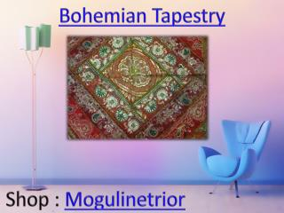 Bohemian Tapestry(mogulinetrior)