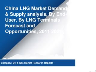 Aarkstore: China LNG Market