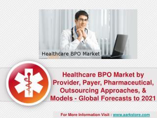 Aarkstore: Healthcare BPO Market